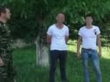Doi albanezi, prinși în timp ce încercau să intre ilegal în România, pe jos