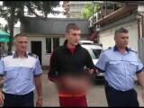 Angajatul unei spălătorii din Pitești a furat limuzina unui client. Ce a urmat