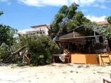 VIDEO de la locul devastat de furtuna din Grecia, unde au murit o româncă și un copil