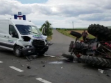 Tractorul ucigaș. Cum au murit doi oameni într-un accident ciudat