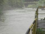 Cod portocaliu și galben de inundaţii pe râuri din mai multe județe