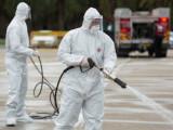 OMS, despre dezinfectarea străzilor: Poate fi periculos pentru sănătatea umană