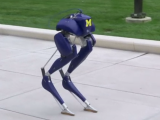 Robotul construit pentru a participa la misiuni de căutare și salvare