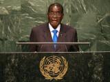 Zimbabwe, Robert Mugabe, demisionat