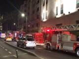 Intervenție a pompierilor la Teatrul `Constantin Tănase` din Capitală. Scena, învăluită în fum