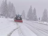 Informare meteo de la ANM. Urmează 3 zile de ninsoare, lapoviță și ploaie