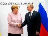 Merkel și Putin s-au înțeles în privința Ucrainei. Ce se va întâmpla cu regiunea Donbas