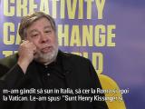 Steve Wozniak, la Conferinţă Globală IAA de la Bucureşti. Planurile sale de viitor