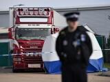 Camionul cu 39 de morți. Poliţia britanică crede că toate victimele sunt vietnameze