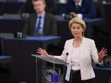 Reacția Ursulei von der Leyen după ce Macron a spus că NATO e