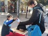 Persoanele fără adăpost din Capitală vor primi kituri de protecție împotriva Covid 19