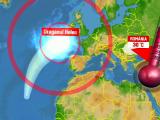 Efectele pe care le au cele trei uragane din Oceanul Atlantic asupra României