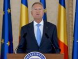 Klaus Iohannis va susține o declarație de presă de la ora 18:15, în ziua cu cel mai negru bilanț de la debutul pandemiei