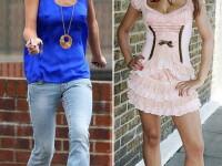 Cheryl Cole de la Girls Aloud e cea mai bine imbracata vedeta!