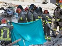 A fost publicata lista cu numele romanilor morti in cutremurul din Italia