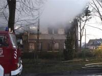 Polonia: 21 de oameni morti intr-un incendiu devastator