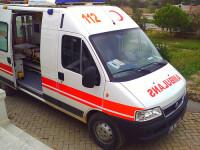 Accident mortal la Timisoara! O femeie a fost lovita pe trotuar!