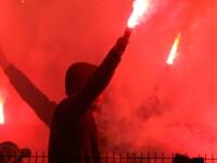Rapid-Dinamo: peste 300 de jandarmi asigura paza la derby