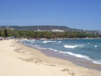 Zi perfecta pe litoral! Mii de turisti au data iama pe plaja