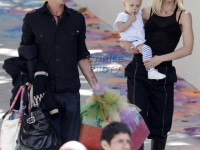 Gwen Stefani va deveni mamica pentru a treia oara