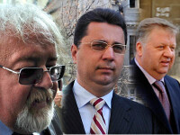 Costiniu, Casuneanu si Locic, eliberati! ICCJ le-a admis recursurile