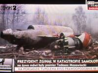 Avionul cu liderii Poloniei s-a prabusit. Specialistii comenteaza