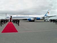 Aeronava prezidentiala romaneasca, buna de piesa de muzeu!