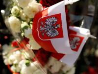 Marturii ale ziaristilor polonezi, ajunsi cu o ora mai devreme la Smolensk