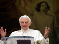 Papa Benedict al XVI-lea si-a inceput vizita in Marea Britanie