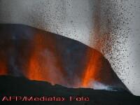 Eruptia vulcanica din Islanda perturba traficul aerian si in Romania