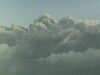 Vezi aici cum ne-ar putea afecta cenusa vulcanica sanatatea!