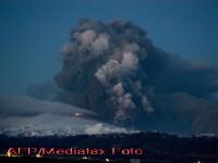 Nivelul de poluare, depasit de 3 ori! Cenusa vulcanica a ajuns pe pamant!