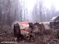 Pilotii avionului prabusit la Smolensk,indusi in eroare de controlorii rusi