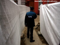 Doi politisti din Timisoara, sot si sotie, bagati in spital de un bataus