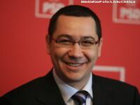Ponta: Cred ca Basescu ar trebui sa fie in acelasi loc cu Vintu