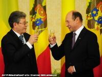 Mihai Ghimpu/Traian Basescu