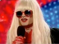 Lady Gaga in varianta masculina! Vezi VIDEO!