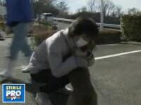 Revedere emotionanta. Catelusa salvata din Japonia si-a regasit stapana