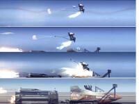 Un pilot de F35 se catapulteaza la 1.000 km/h. VIDEO de la teste