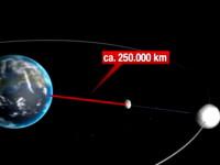 Cel mai mare asteroid care se apropie de Pamant. Cand ajunge langa noi