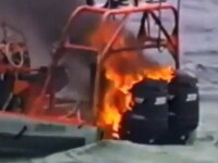 Armata SUA ne arata cum poate distruge o nava maritima cu laserul. VIDEO