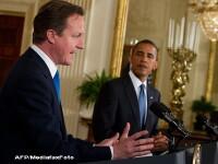 Numarul 1 al planetei nu traieste in 2011. Gafa lui Obama la Westminster