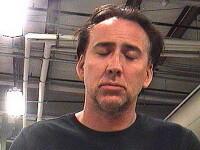 Politia: Nicolas Cage era atat de beat ca nici nu stia unde locuieste