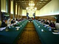Coalitia a decis comasarea alegerilor si reducerea numarului parlamentarilor, cu Parlament BICAMERAL