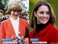 Kate vs Lady Di. Cum judeca problema virginitatii Casa Regala
