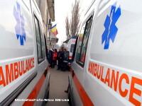 Incident grav in curtea Universitatii de Medicina si Farmacie din Targu Mures