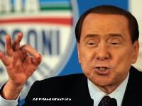 """""""Il Cavaliere"""" a pierdut Milano la alegerile locale. Reactia premierul Italian, aflat la Bucuresti"""