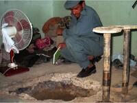 Prison Break! 500 de talibani au evadat printr-un tunel de 300 de metri
