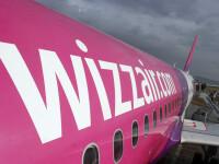 Un avion Wizz-Air care se deplasa pe ruta Cluj-Zaragoza a aterizat de urgenta la Budapesta