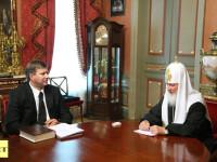Biserica din Rusia, scandal cu Photoshop. Cum a fost ascuns ceasul de lux al Patriarhului Kiril